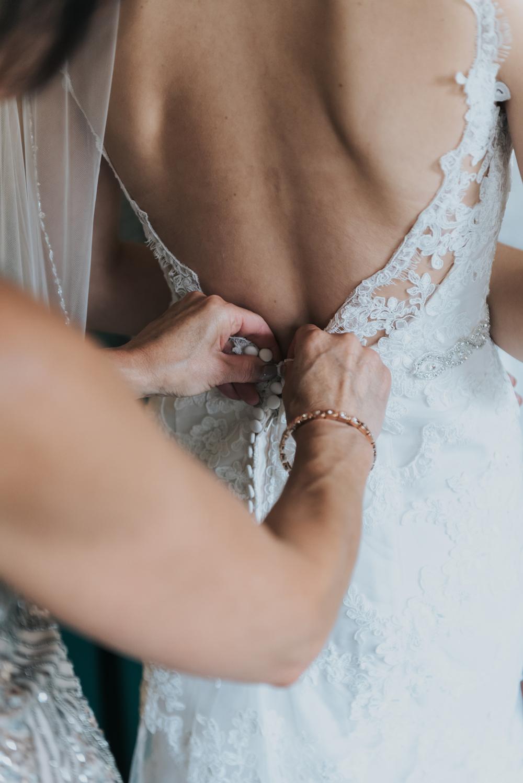 Mountainside Wedding in Alberta Canada
