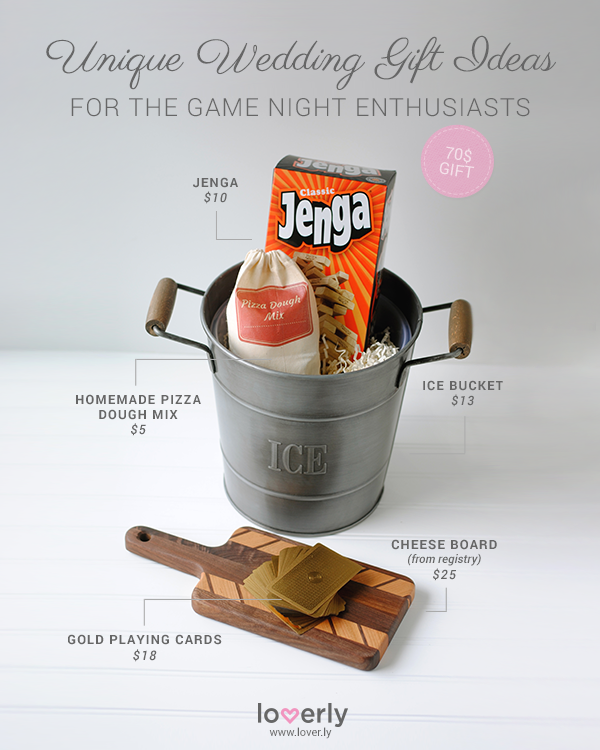 Perfect Wedding Gift Ideas: Give This: Wedding Gift Ideas Perfect For The Game Night