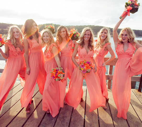 6 Reasons Your Bridesmaids Will Love Jumpsuits Instead Of Dresses