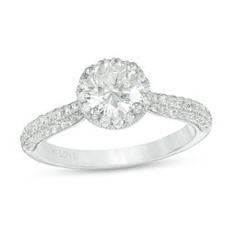 Vera Wang Wedding Rings.Vera Wang S Wedding Ring Collection Love Is Total Perfection