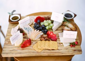 Cater to Wedding Guests' Dietary Restrictions Nowadays