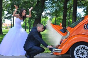 Wedding Mishaps and How To Deal