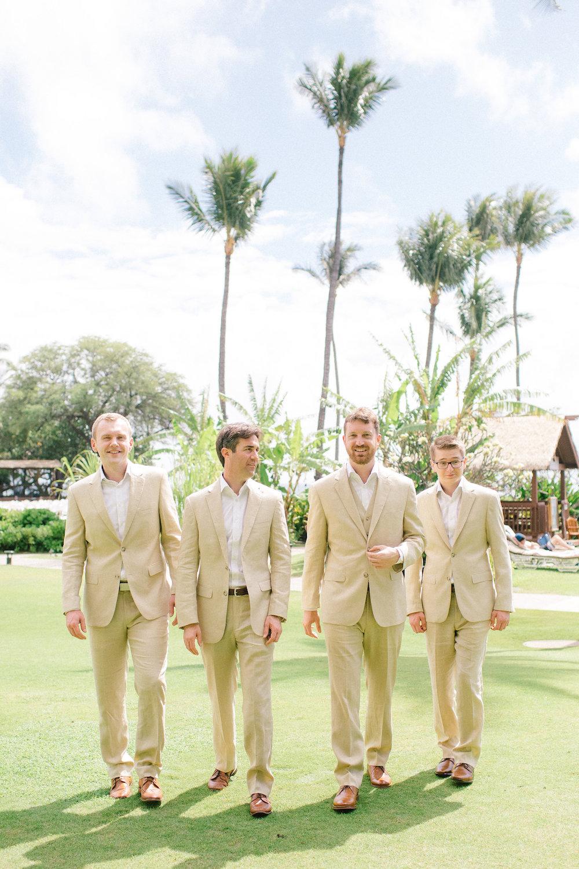 Beautiful & Natural Oceanfront Destination Wedding in Maui