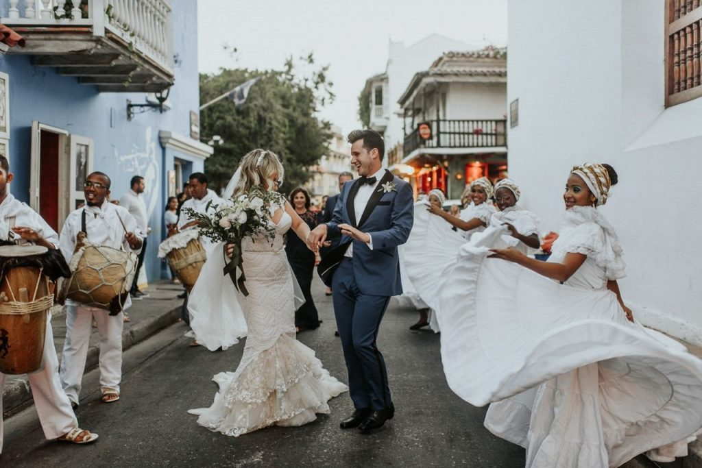 8 Reasons To Get Married in Cartagena, Colombia