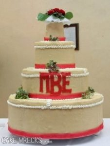 20 Wedding Cakes That Failed So Hard They Won