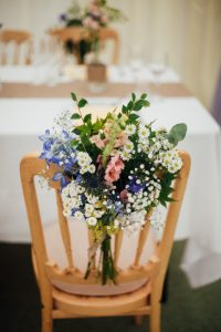Tips This Floral Expert Learned While Planning Her Own Wedding, floral wedding tips