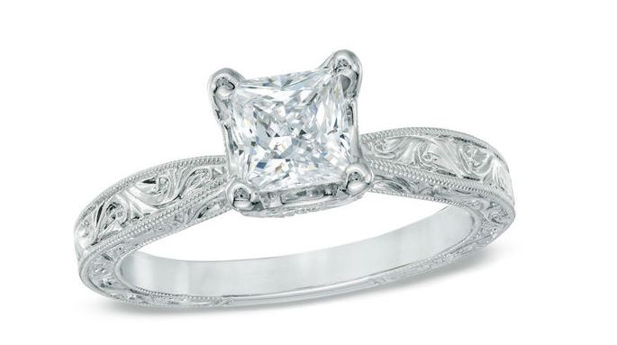 7 Classic Engagement Rings That Are Still Perfectly Unique