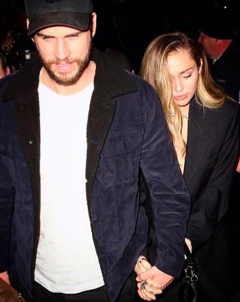 Miley Cyrus Liam Hemsworth Wedding
