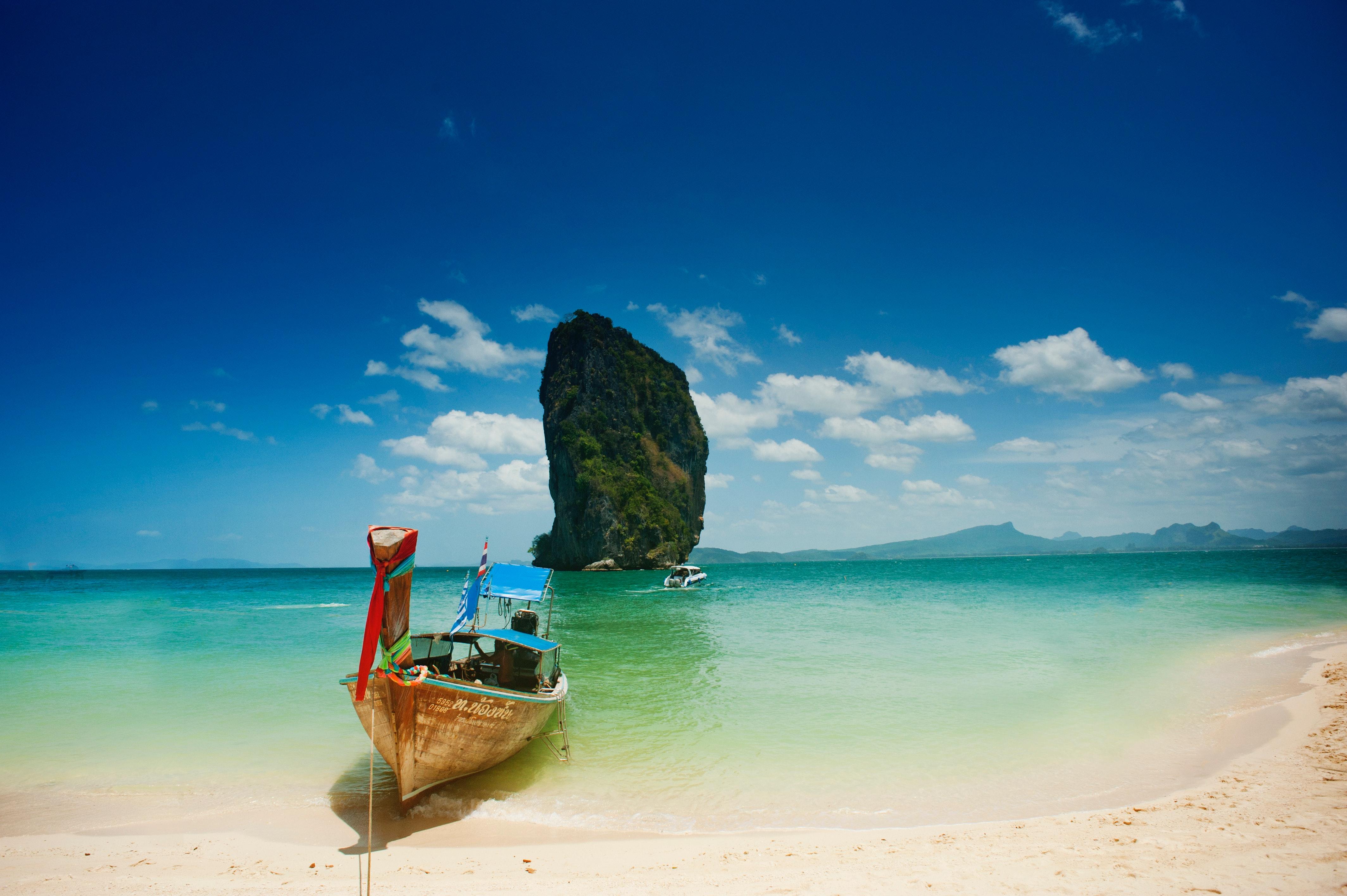 An Exotic Honeymoon in Krabi, Thailand