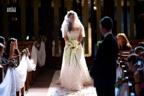 wedding ceremony photo shot list