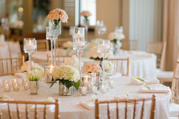fancy brunch wedding