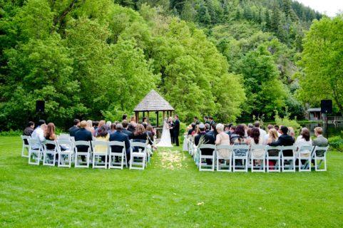 wedding backyards