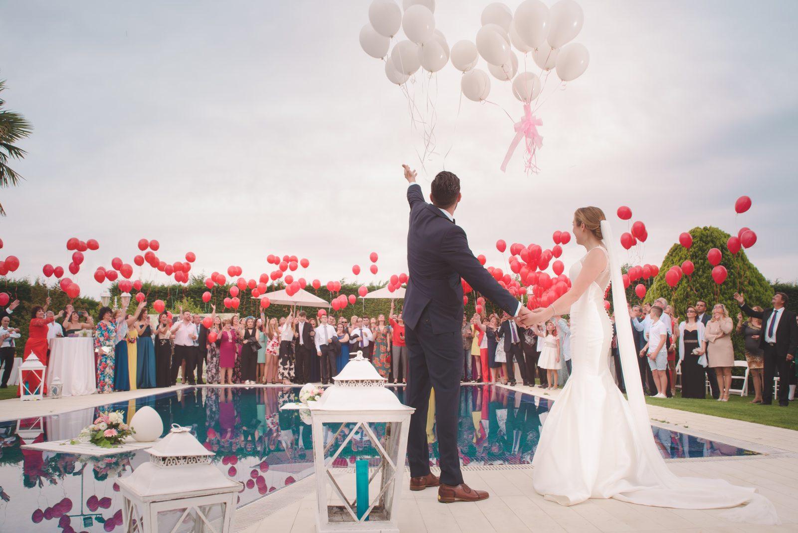 wedding splurges