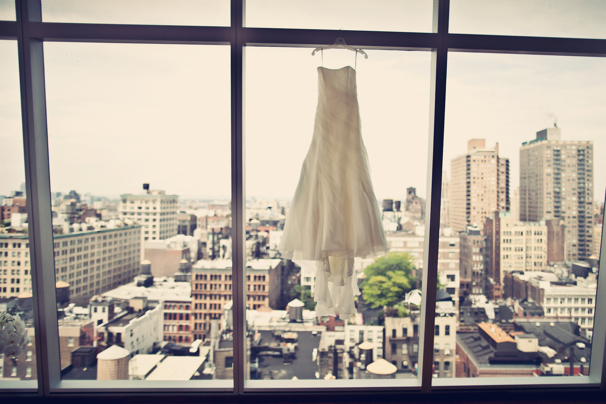 Modern NYC Wedding